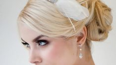 Bridal Hair Models