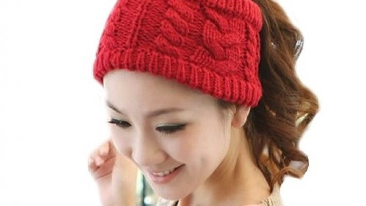 Crochet Hair Band Patterns