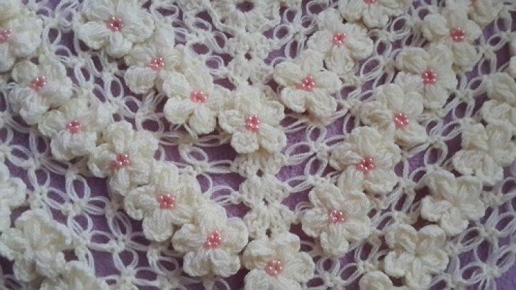 Crochet New Shawl Patterns