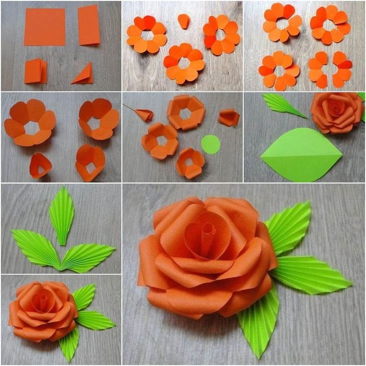 Flowers Made Easy - Knitting, Crochet, D?y, Craft, Free Patterns - Knitting, Crochet, D?y, Craft, Free Patterns