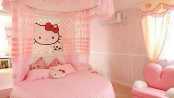 Girl's Room Decorating Ideas