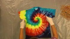 Homemade T-shirt Painting