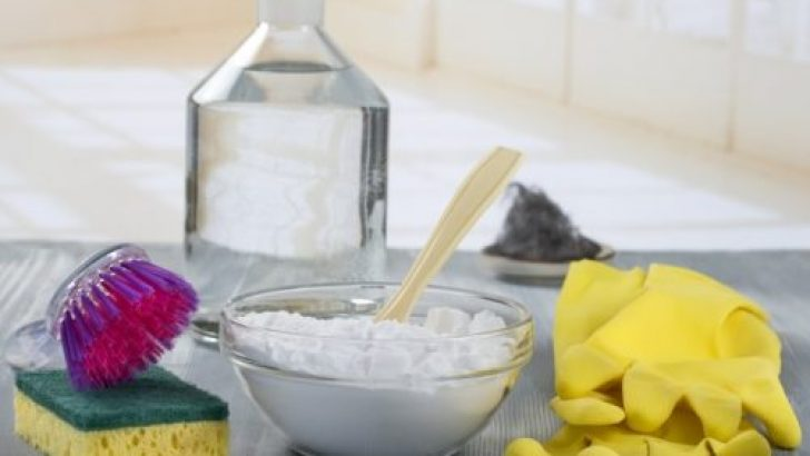 House Cleaning with Natural Ingredients