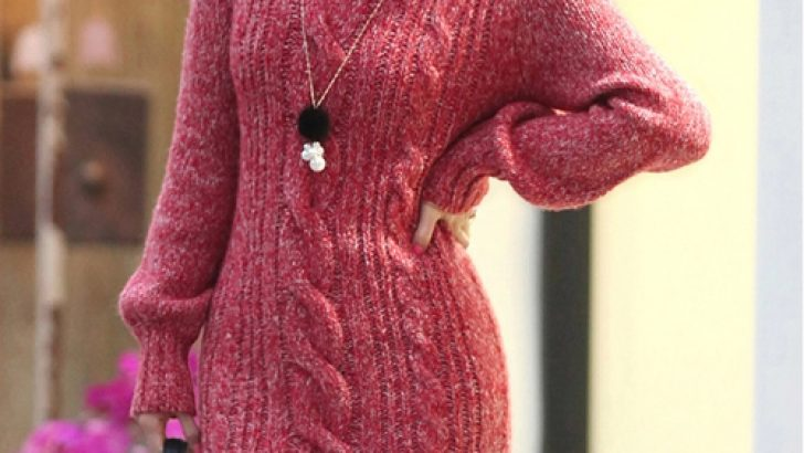 Knitted Ladies Dress Patterns