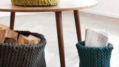 Knitting Basket Patterns