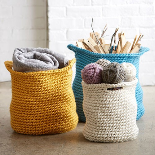 knitting-basket-patterns-5 - Knitting, Crochet, Diy, Craft, Free Patterns - K...