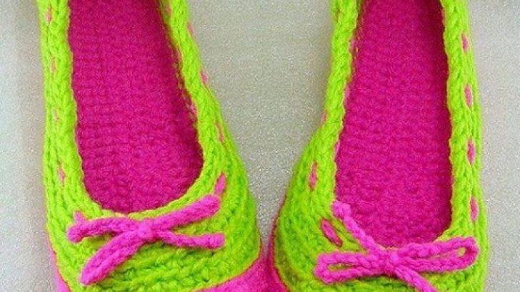 Knitting Home Slipper Patterns