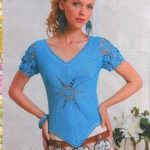 knitting-summer-ladies-blouse-patterns