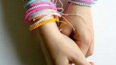 Making Home Color Bracelet