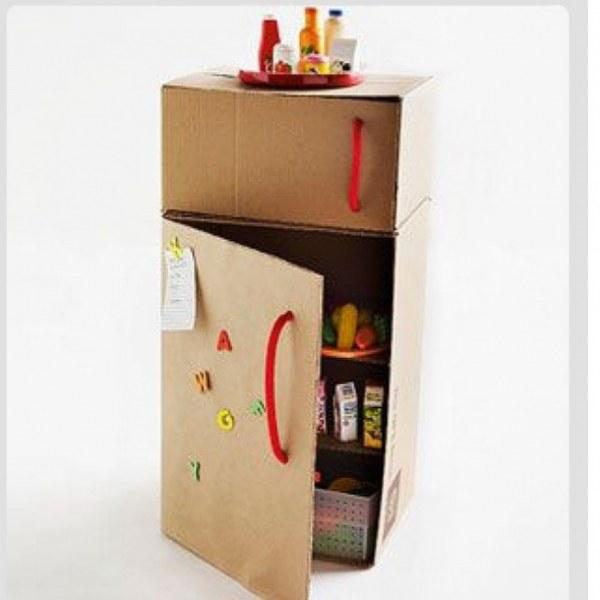 Холодильник своими руками в доу 74