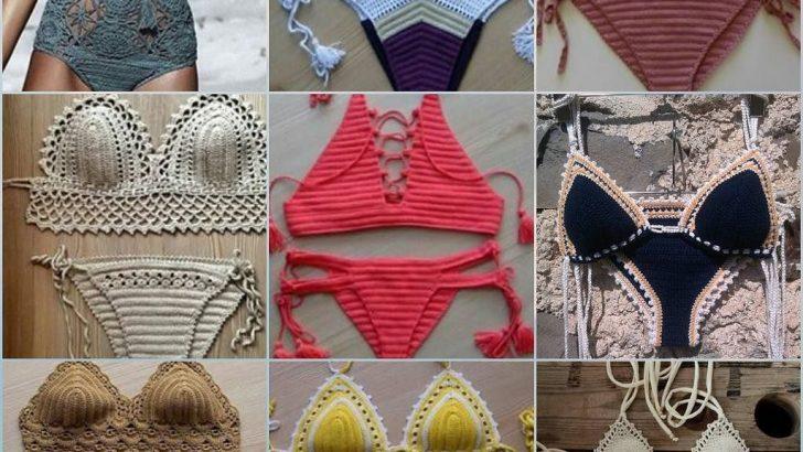 17 Best ideas about Crochet Bikini Pattern -2017