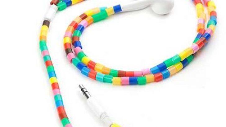 Headphones Made Decorations