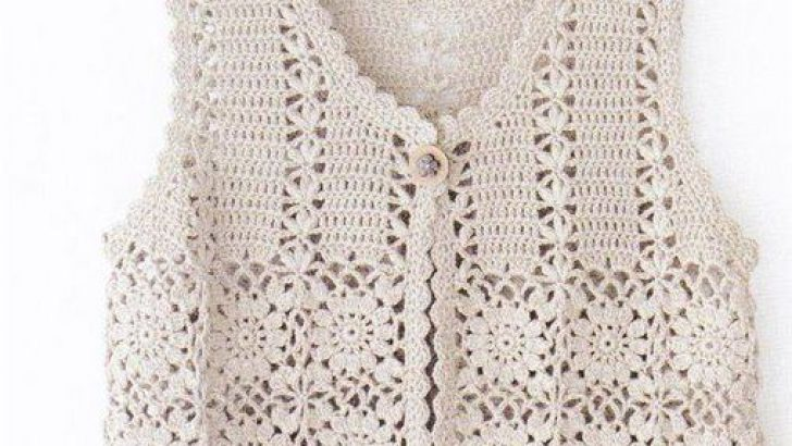 Knitted crochet patterns