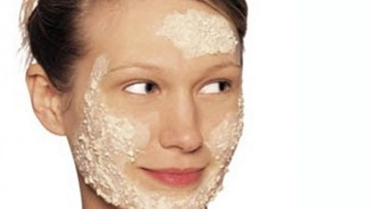 Chamomile-Oat Mask for Your Face