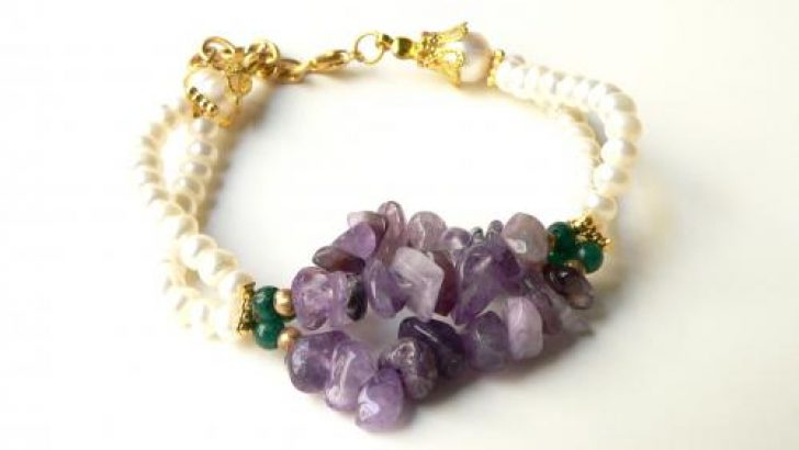Design Jewelry with Natural Stones