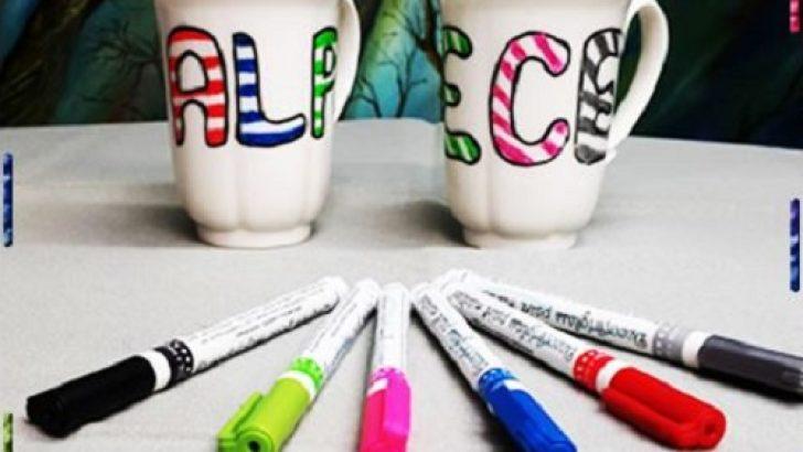 Handmade Cups Set Models