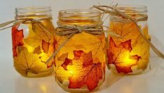 Handmade Decorative Candle Holders