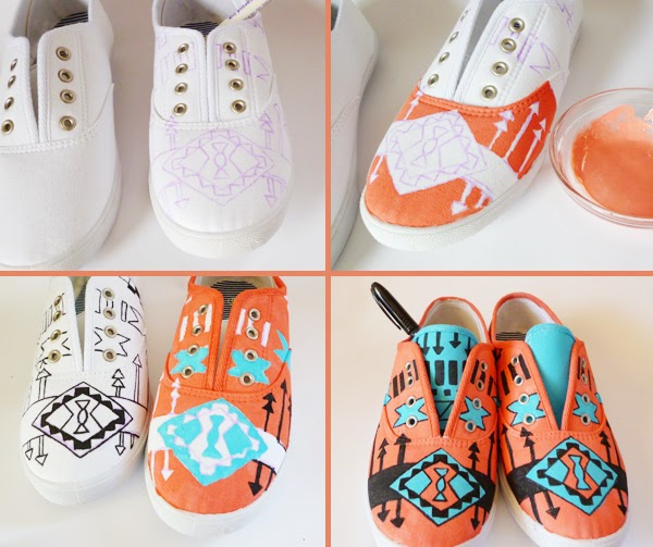 how-to-paint-sneakers