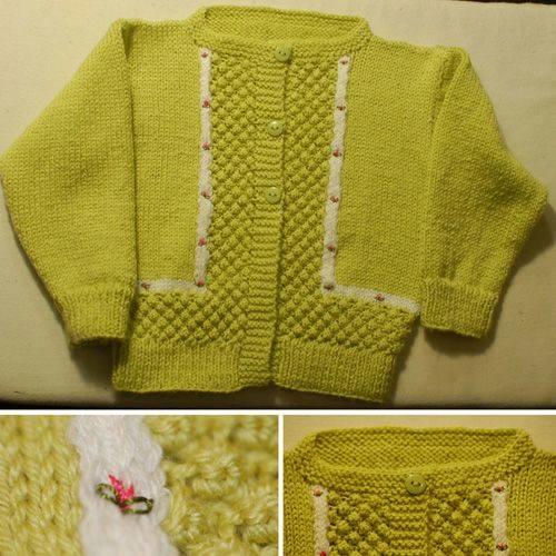 Baby Knitted Sweater Free Pattern Knittting Crochet Knittting