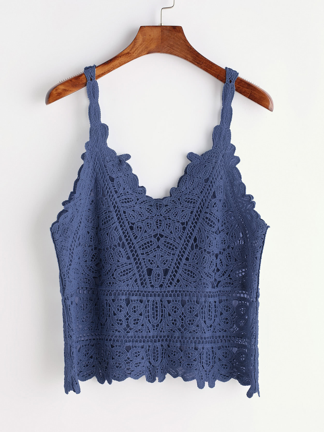 Hollow Out Crochet Lace Top Knittting Crochet