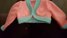 Knit Little Bolero Free Pattern