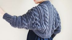Hand Knitting Women's Sweaters