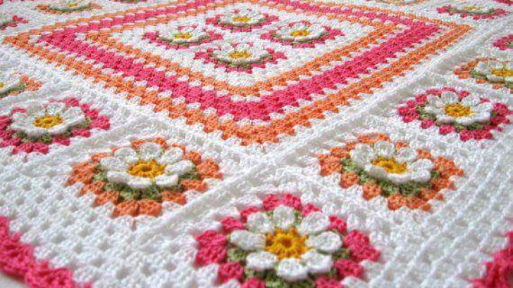 Knitted Baby Blanket Patterns – Part-5