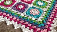 Knitted Baby Blanket Patterns – Part-3
