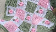 Knitted Baby Blanket Patterns – Part-4