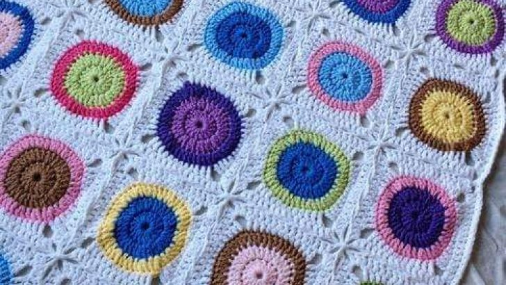 Knitted Baby Blanket Patterns – Part-2