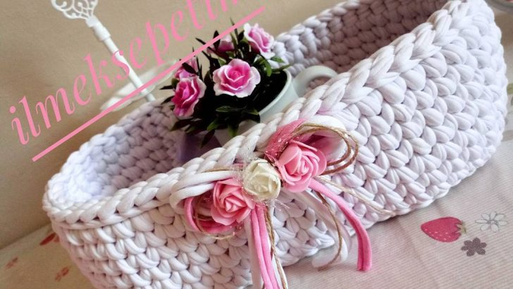 Knitting ideas with recycling yarn