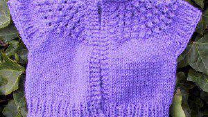 Baby braids newest knitting patterns