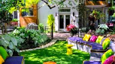 The most beautiful garden ideas