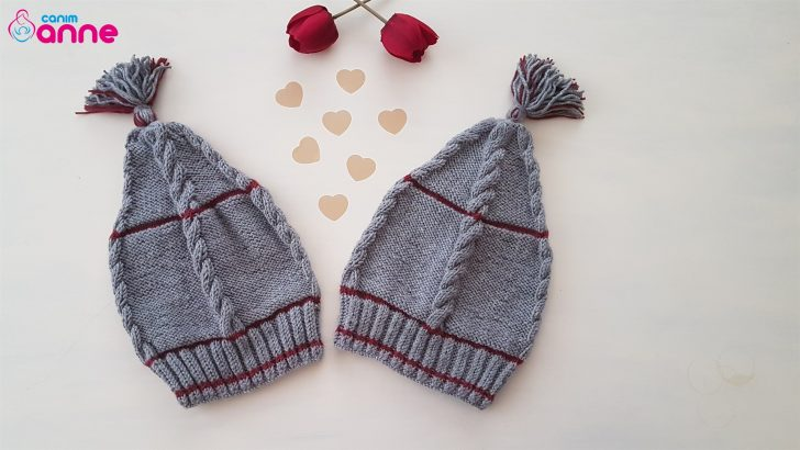 Tufted Twill Hood Hat Pattern Free Tutorial