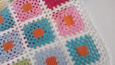 Tunisian Baby Blanket Free Pattern