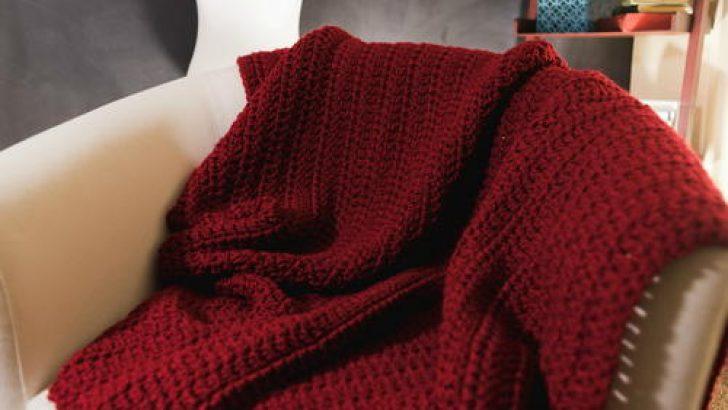 Worlds Easiest Crochet Afghan Pattern Free