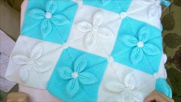5 Swollen Baby Blanket Pattern – Leafy Blanket Pattern