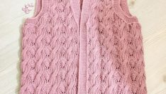 Best Women Knit Vest Patterns