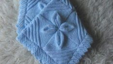Lovely Knitting Baby Blanket Patterns