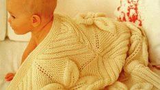 Lovely Knitting Baby Blanket Patterns-6