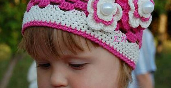 Knitted baby and child hat patterns
