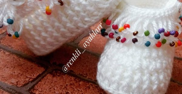 The most beautiful knitted baby booties patterns