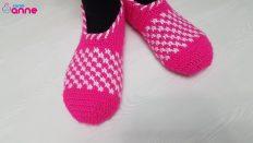 Crochet Women Pötkare Booties Pattern Free