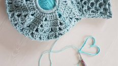 Crochet handcrafted bag pattern free