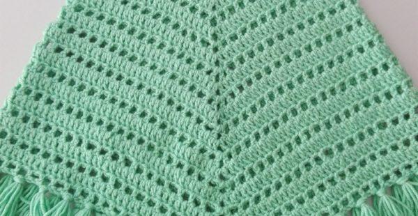 Crochet seasonal blouse pattern free