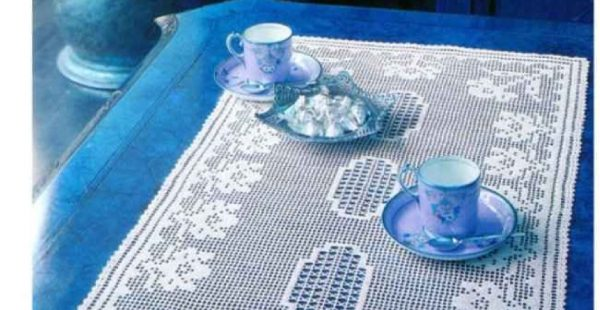 Lace Bedspread Room Sets and Schemes Free Pattern