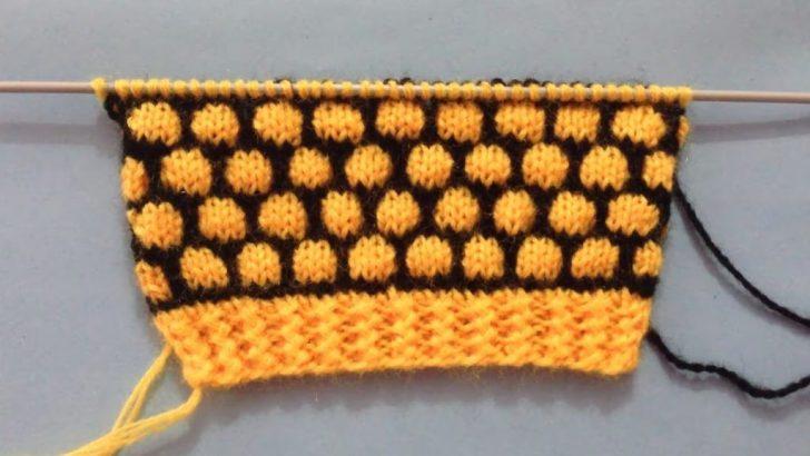 Best Beautiful Easy Knitting Free Patterns-6