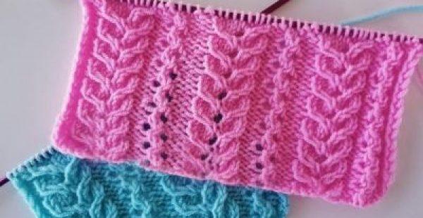 Best Beautiful Easy Knitting Free Patterns-3