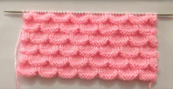 Very Beautiful Knitting Stitch pattern For Sweater/ Cardigan /Blanket